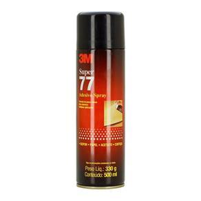 Cola Adesivo Spray 3M Super 77 330 G