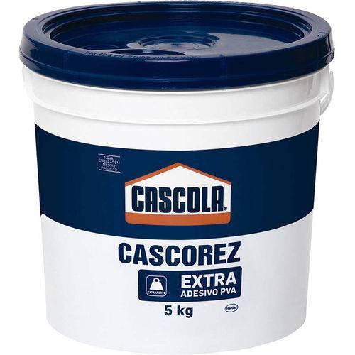 Cola Branca Cascorez Extra 5kg Henkel