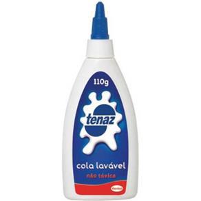 Cola Branca Escolar Lavável Tenaz - Henkel