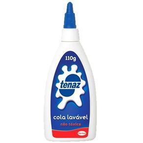 Cola Branca Lavável 110 Gramas Tenaz - Henkel