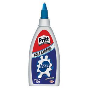Cola Branca Pritt Tenaz Lavável 110g - 1 Unidade