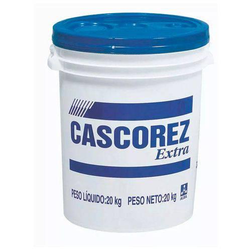 Cola Branca Pva Cascola Cascorez Extra 20kg