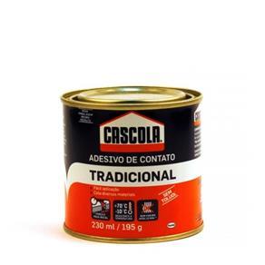 Cola Cascola Contato 195 Gr