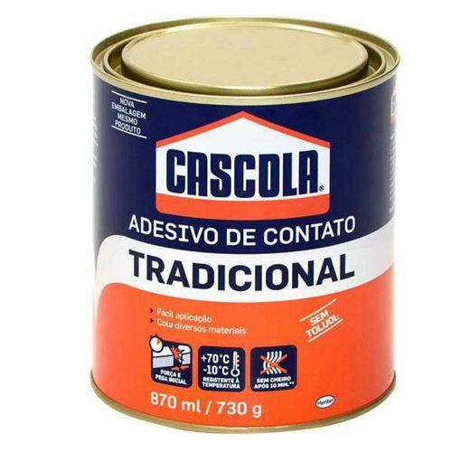 Cola Cascola Contato 730gr