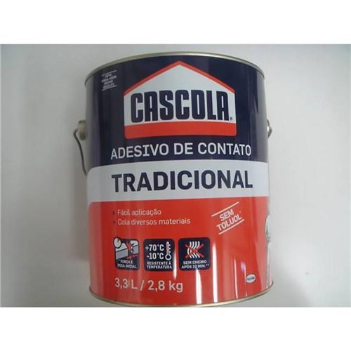 Tudo sobre 'Cola Contato Cascola 2,8 Kg'