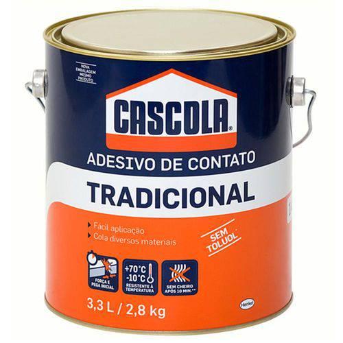 Cola de Contato Cascola 2800 Gramas Galão