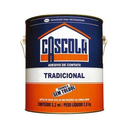 Cola de Contato Cascola 2,8kg