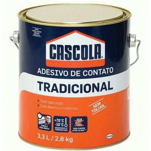 Cola de Contato Cascola 3,3l