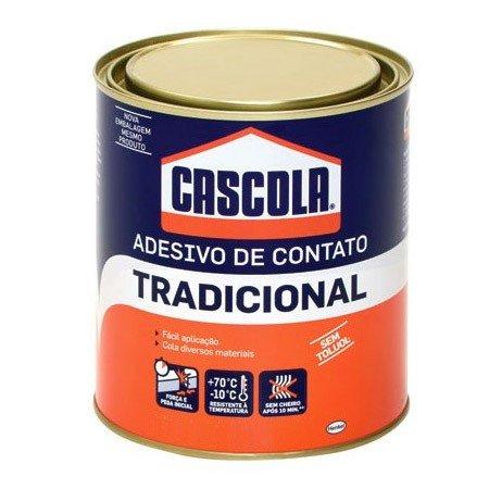 Cola de Contato Tradicional 230ml / 195g Cascola Sem Toluol