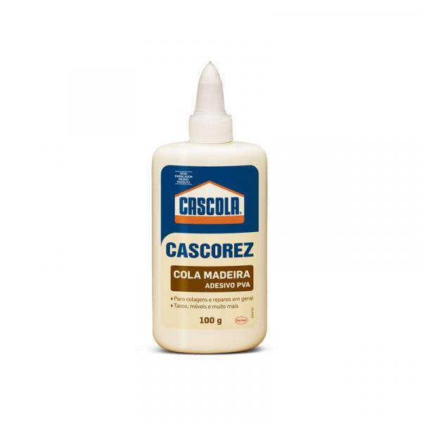Cola Madeira 100G Cascorez - Cascola
