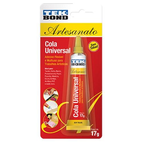 Cola Multiuso Super Cola Universal Tekbond 17g
