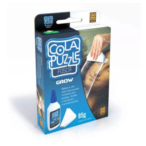Cola para QUEBRA-CABEÇA Puzzle Fosca GROW 1430