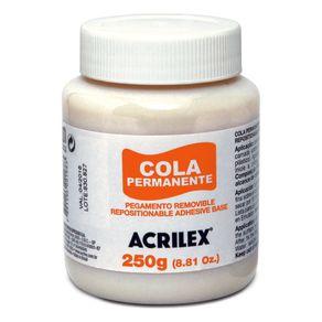 Cola Permanente 250 G Acrilex