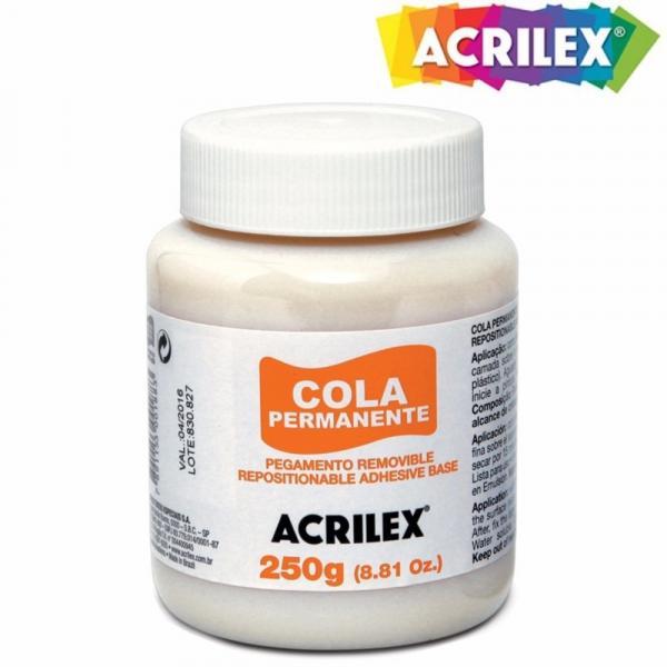 Cola Permanente 250g 16225 - Acrilex