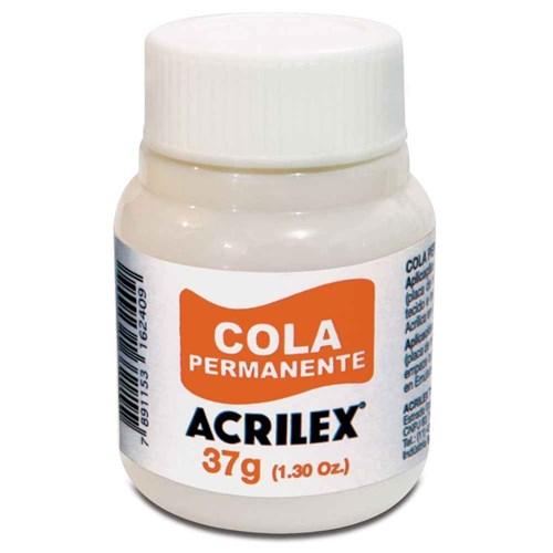 Cola Permanente 37 Gramas Acrilex