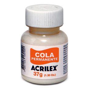 Cola Permanente 37 Ml Acrilex