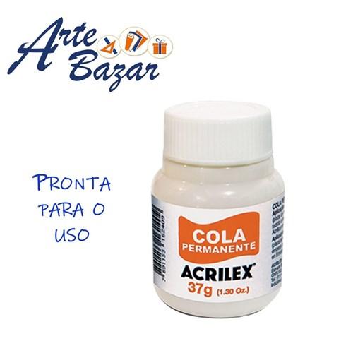 Cola Permanente 37G (Acrilex)