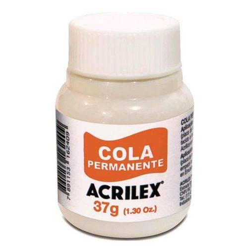 Tudo sobre 'Cola Permanente Acrilex 37g'