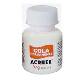 Cola Permanente para Tecido Acrilex 37g