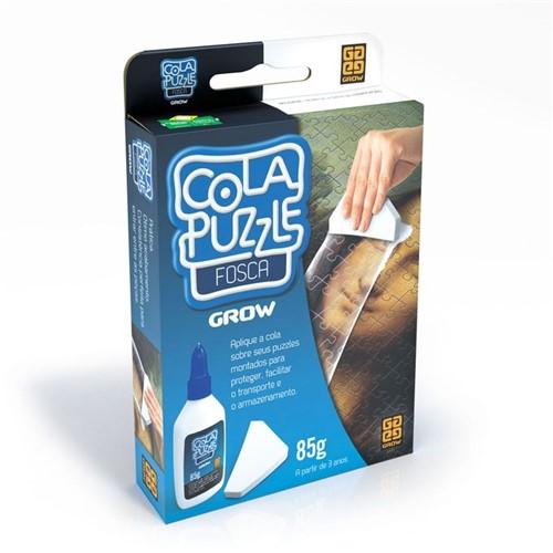 Cola Puzzle Fosca para Quebra-Cabeça - GROW