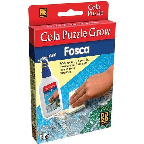 Cola Puzzle Fosca para Quebra Cabeça Grow