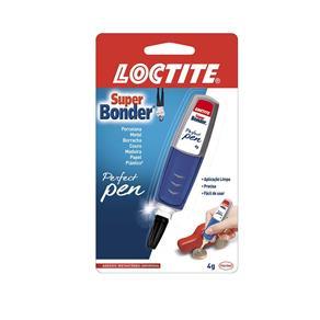 Cola Super Bonder 3 Gramas Perfetc Pen Loctite