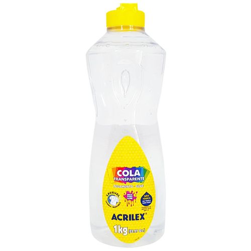 Cola Transparente 1Kg Acrilex 1028822