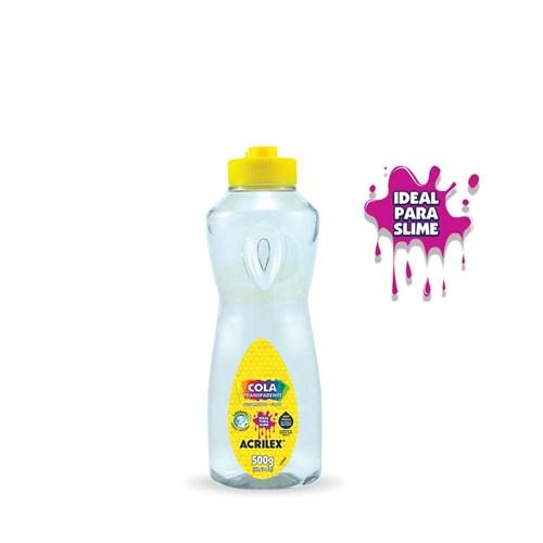 Cola Transparente 500Grs - Acrilex