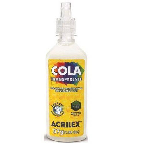 Cola Transparente 37g 19937 Acrilex
