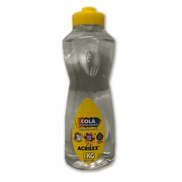Cola Transparente Acrilex 001 Kg 19901