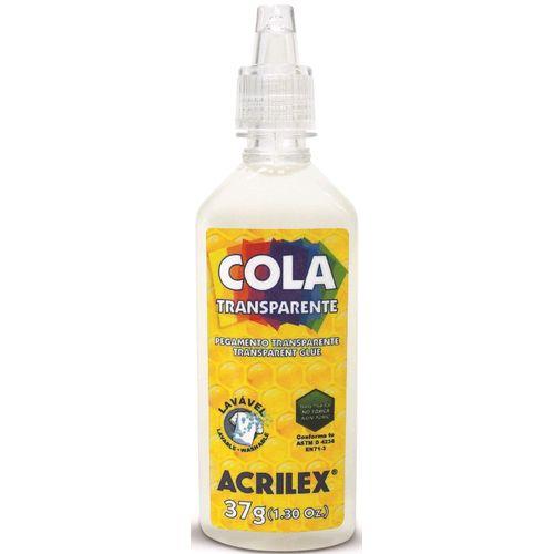 Cola Transparente Acrilex 037 G 19937
