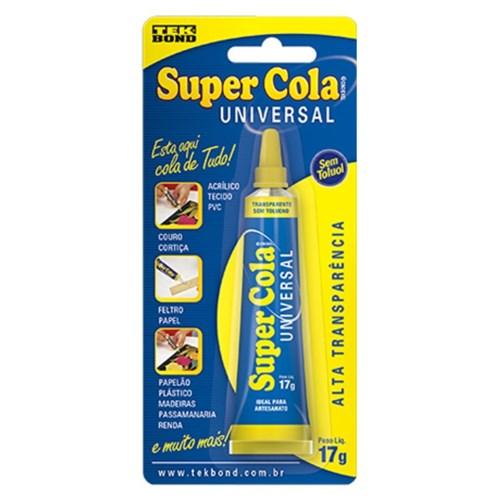 Cola Universal 17Grs (Tekbond)