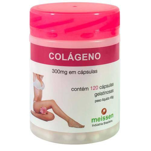 Colágeno (300mg) 120 Cápsulas