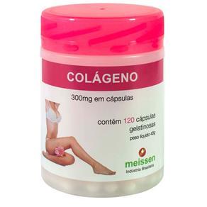Colágeno (300mg) - 120 CÁPSULAS