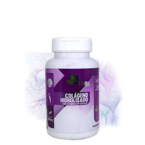 Colágeno C/ Vitamina C 60 Cápsulas 500mg