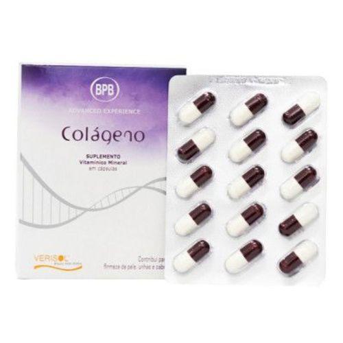 Colageno Hidrolisado C/60 Cápsulas