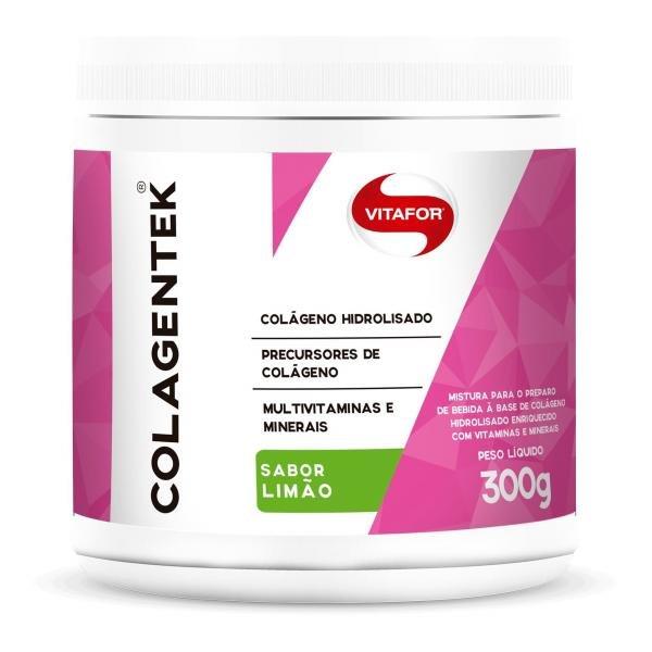 Tudo sobre 'Colagentek 300G Vitafor'