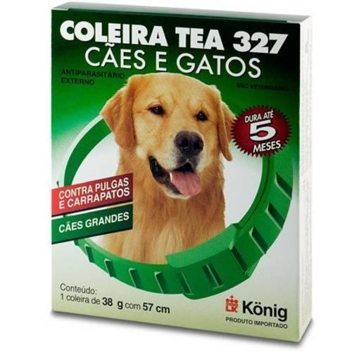 Tudo sobre 'Coleira Tea 327 Cão 38 G Konig'