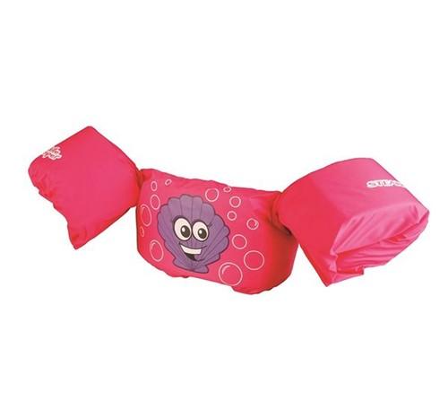 Colete Salva Vidas Concha Rosa Puddle Jumper