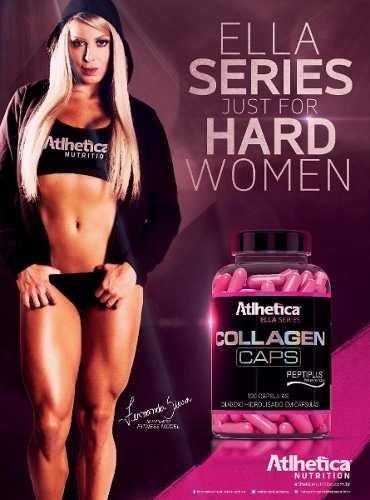 Collagen (120caps) - Atlhetica Nutrition