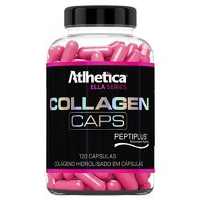 Collagen Caps Ella Series 120 Caps Atlhetica