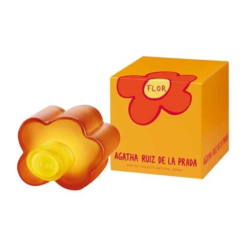 Tudo sobre 'Colonia Flor de Agatha Ruiz de La Prada 50 Ml'