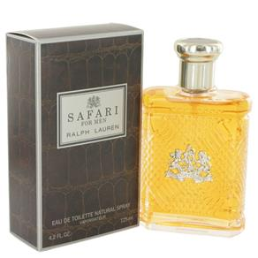 Colônia Masculina Ralph Lauren Safari Eau de Toilette Spray By Ralph Lauren 124 ML Eau de Toilette Spray