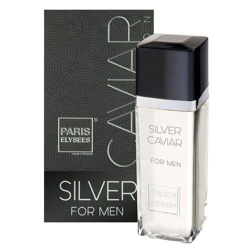 Colonia Paris Masc Silver Caviar 100ml
