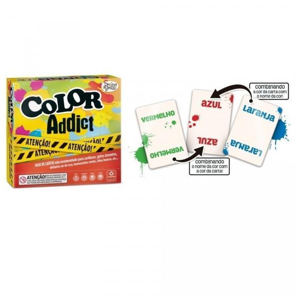 Color Addict Jogo de Cartas - Copag
