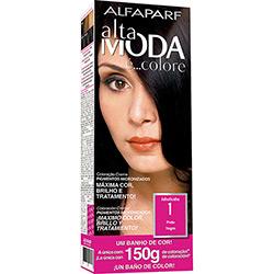 Coloração Altamoda E' Colore Preto 1 150g