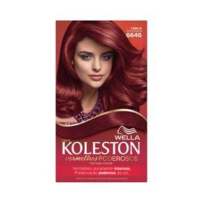 Coloração Koleston - 6646 Cereja