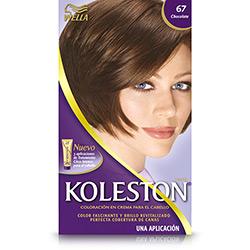 Coloração Koleston Kit 67 Chocolate - Wella