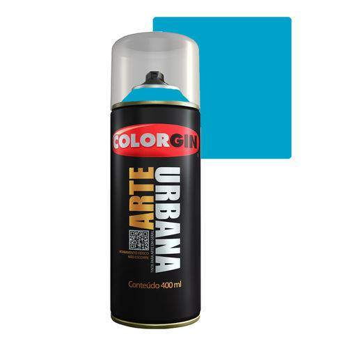 Colorgin Spray Arte Urbana Azul Celeste 965 400ML
