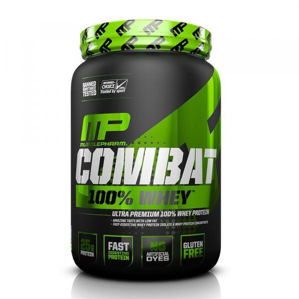 Combat 100% Whey 900g - Muscle Pharm